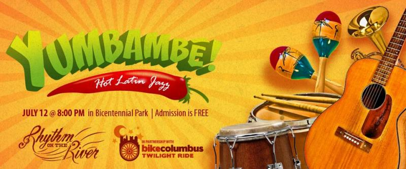 WCBE & Rhythm On The River Present: Yumbambe