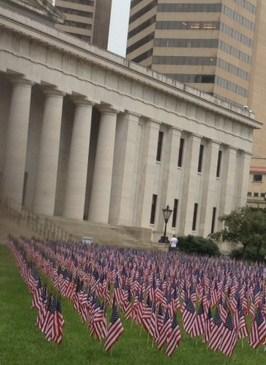 9-11-13 Statehouse lawn