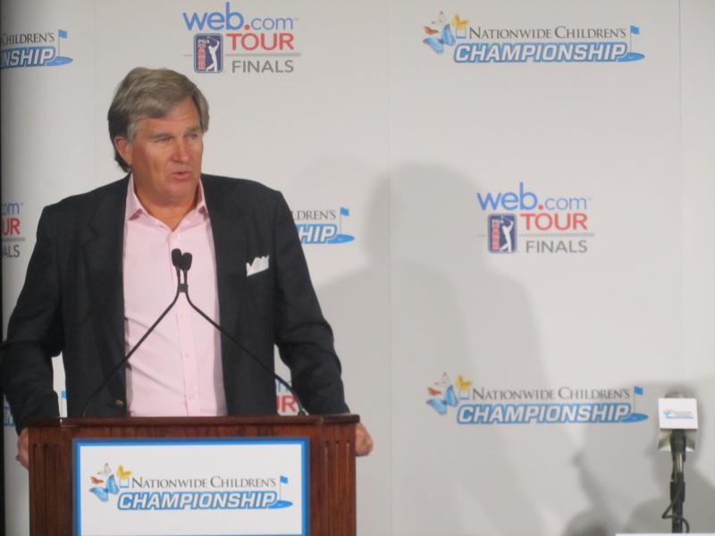 Web.Com Tour President Bill Calfee