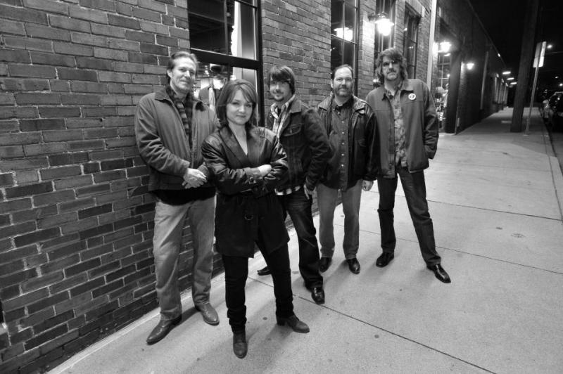 The Steeldrivers will perform at Woodland's Backyard!
