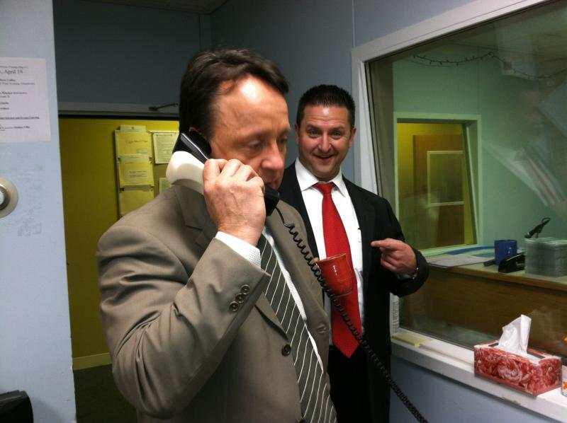 Joe Chornyak Sr. ready to take your phone call at (614) 365-5711.