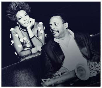 Macy Gray & David Murray