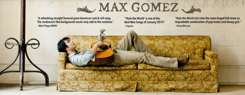 Max Gomez will perform Live From Studio A