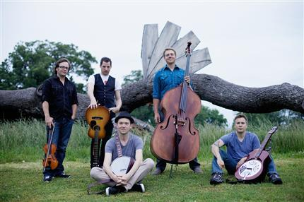 The Infamous Stringdusters will perform Live From Studio A