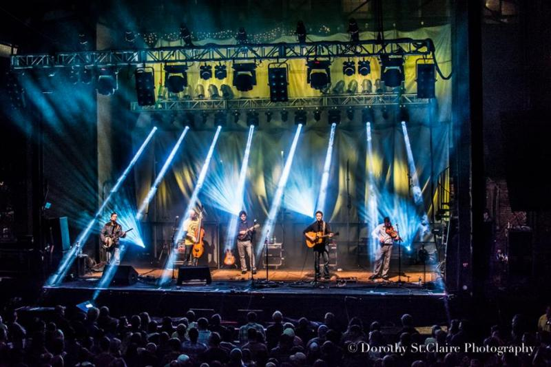 WCBE Presents Yonder Mountain String Band