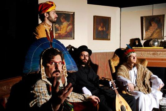 Cyro Baptista's Banquet Of Spirits will perform Live From Studio A