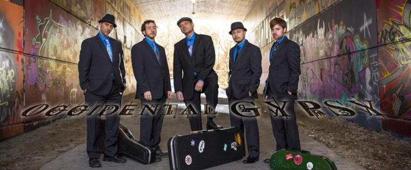 Occidental Gypsy will perform Live From Studio A