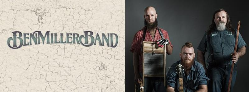 Ben Miller Band will perform Live From Studio A