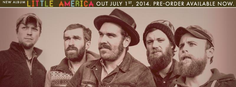 Red Wanting Blue will perform Live From Studio A