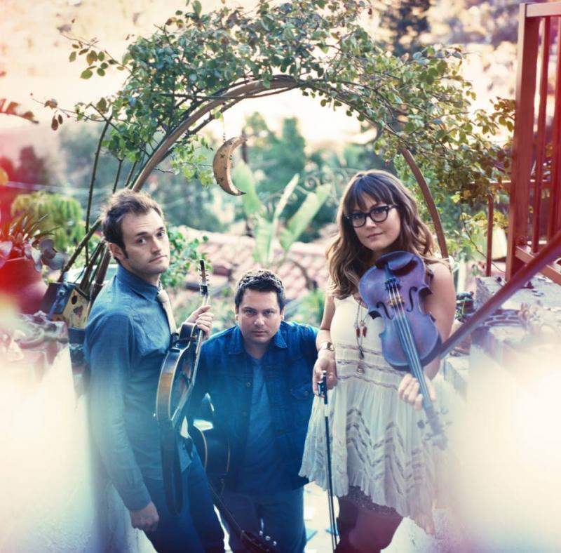 WCBE Presents Nickel Creek and The Secret Sisters @ The LC!