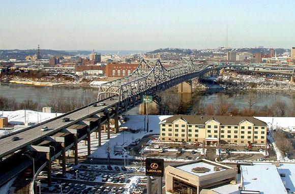 Brent Spence Bridge, Cincinnati