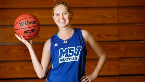 Mt. St. Joseph's Lauren Hill