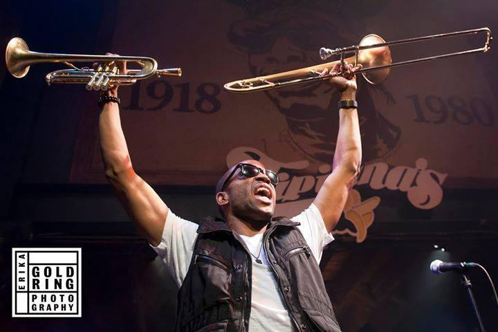 Trombone Shorty will perform @ The Newport Sat. Dec. 13 @ The Newport!
