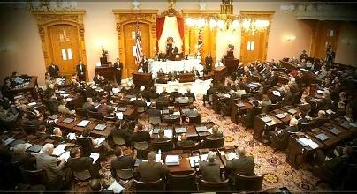 House vote on budget plan