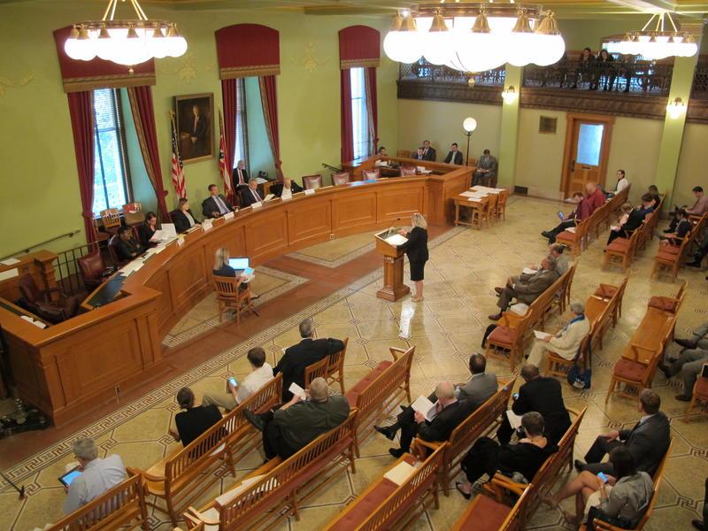 Tuesday's Ohio Ballot Board session