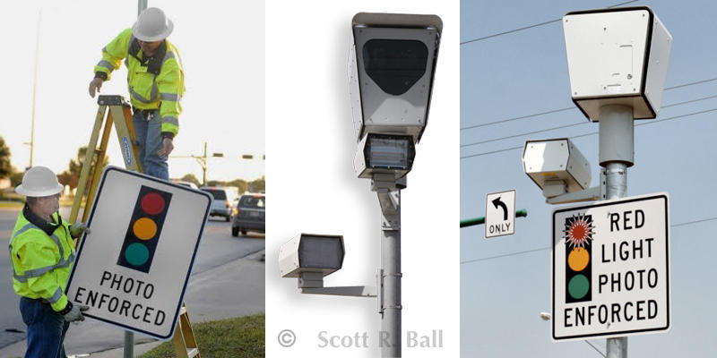 Appeals Court Rejects Springfieldu0027s Challenge Of State Traffic Camera Law