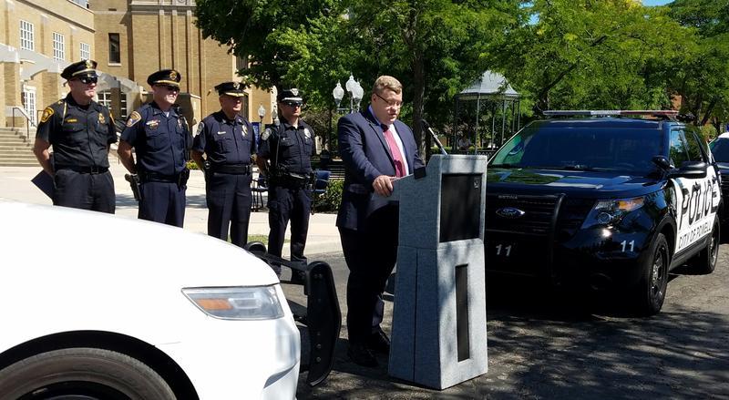 Jonathan McCombs, Criminal Justice Administration Program Chair at Franklin University
