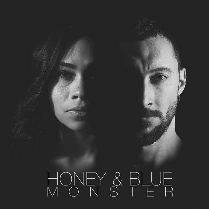 Honey And Blue