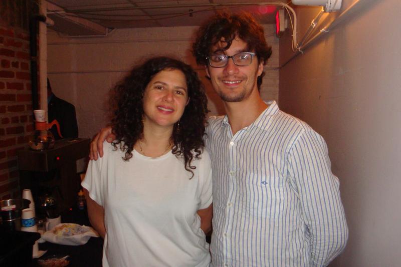 Anat Cohen and Sergio Krakowski