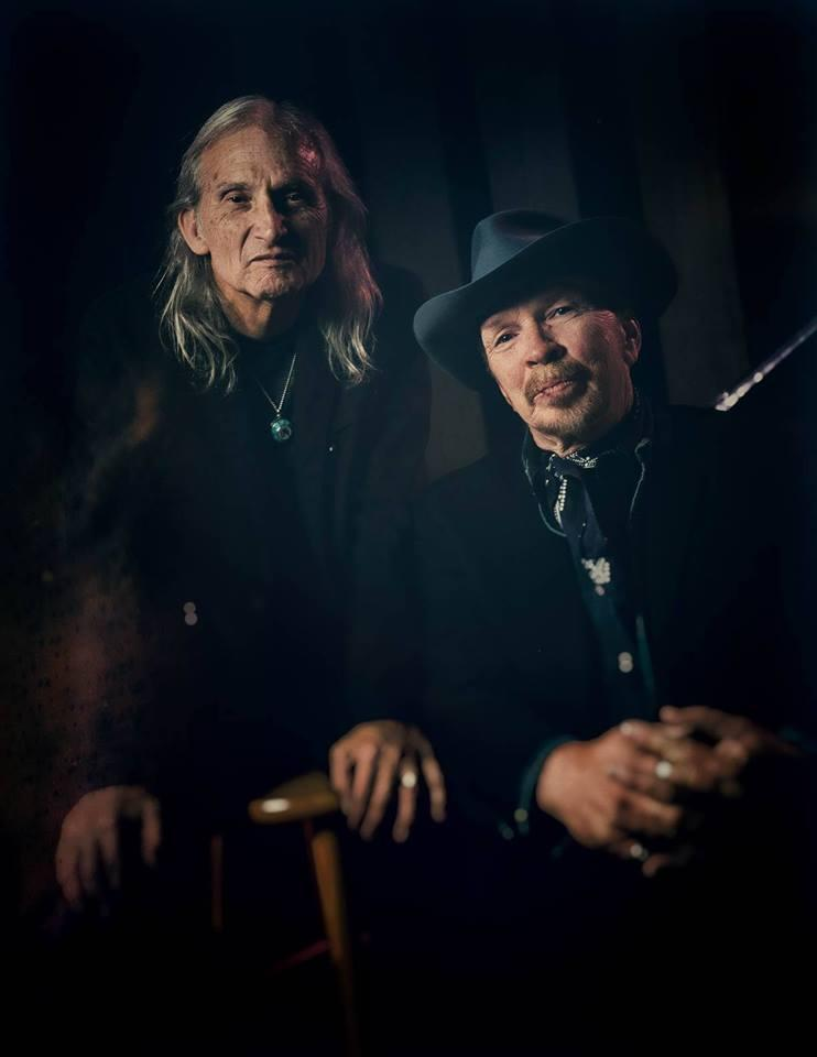 Jimmie Dale Gilmore & Dave Alvin