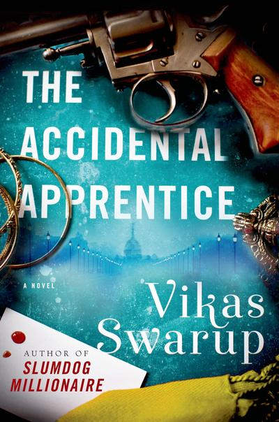 August 17 2015 Shelf Discovery The Accidental Apprentice By Vikas