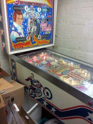 pinball machine auctions