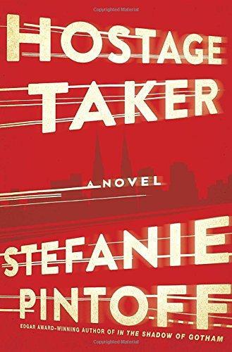 August 24 2015 Shelf Discovery The Hostage Taker By Stefanie
