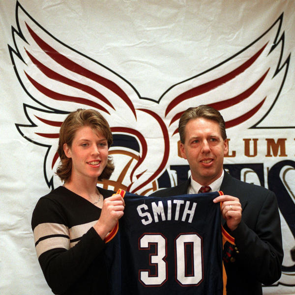 Smith To Be Inducted Into Women's Basketball Hall Of Fame