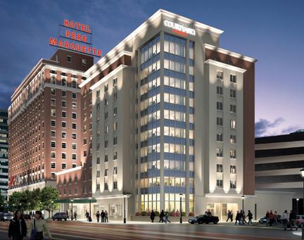 New Management For Peoria S Marriott Hotel Complex Public Radio