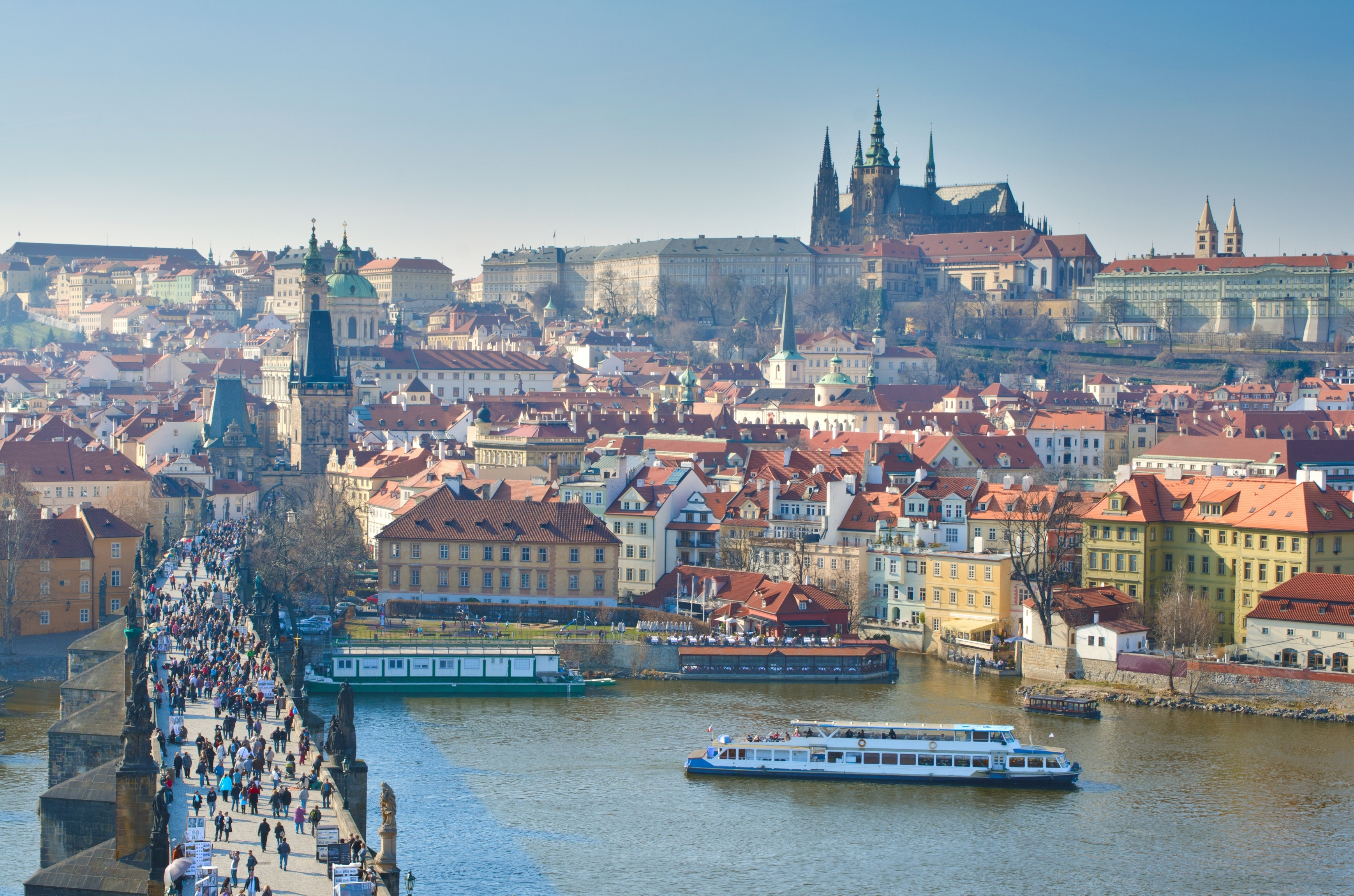Plan Your Spring Vacation Today Visit Budapest Prague