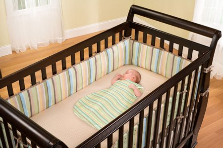 illinois lawmakers consider ban on crib bumper pads