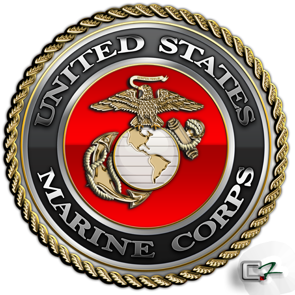 Marines Military Branch Symbols