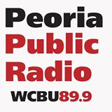 Peoria Public Radio logo