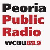 Peoria Public Radio logo
