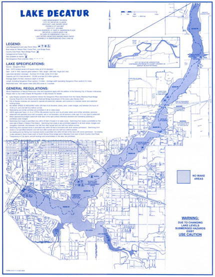 Decatur Illinois Map.Lake Decatur Dredging Ahead Of Schedule Peoria Public Radio