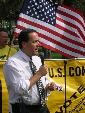Former Congressional candidate David Gill (credit: Flikr.com)