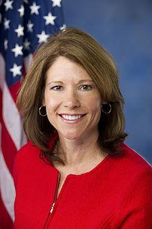 US Congresswoman Cheri Bustos (D) - IL 17th District