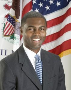 State Representative LaShawn Ford.