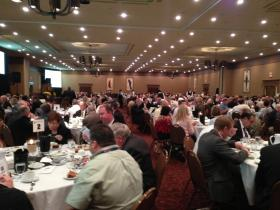 Hundreds gather for 39th Peoria Mayor's Leadership Prayer Luncheon at Four Points by Sheraton