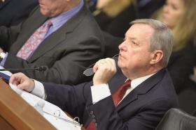 U.S. Senator Dick Durbin (File photo)