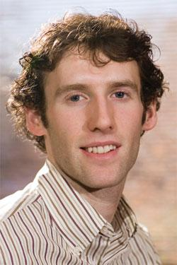Former U.S. Olympic Athlete and Peoria Native, Matt Savoie