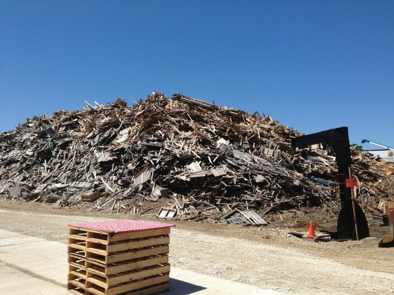 10 million pounds of wood to be recycled at Chip Energy