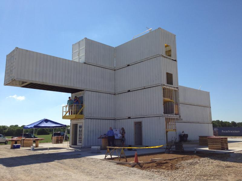 Chip Energy manufacturing facility in Goodfield