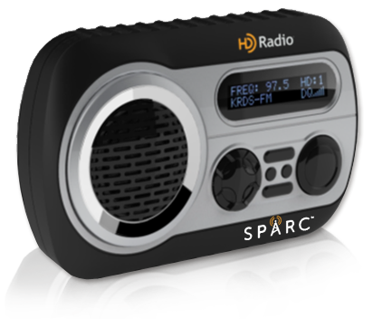 3. Sparc HD Radio Models (Coming Soon)