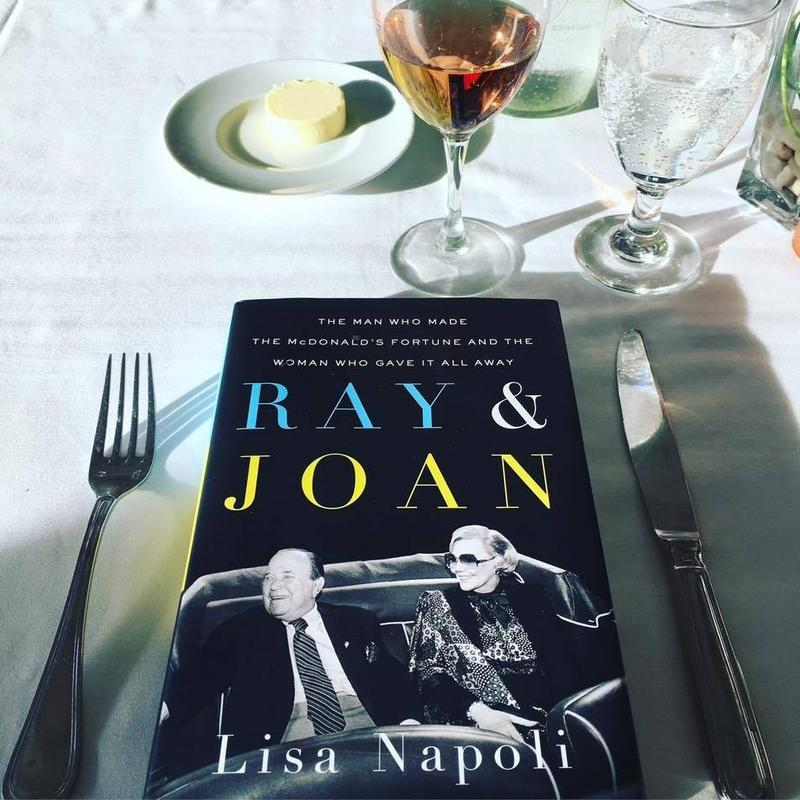 Author and public broadcaster Lisa Napoli spent the last five years researching Ray and Joan Kroc. She says the McDonald's founder and his philanthropic wife have deep roots in Illinois and Peoria.