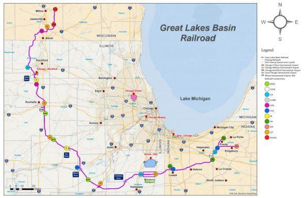 Great Lakes Basin Railroad Rejected Application Information