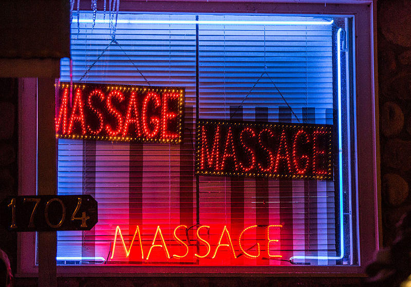 erotic massage map eskorte tjenester