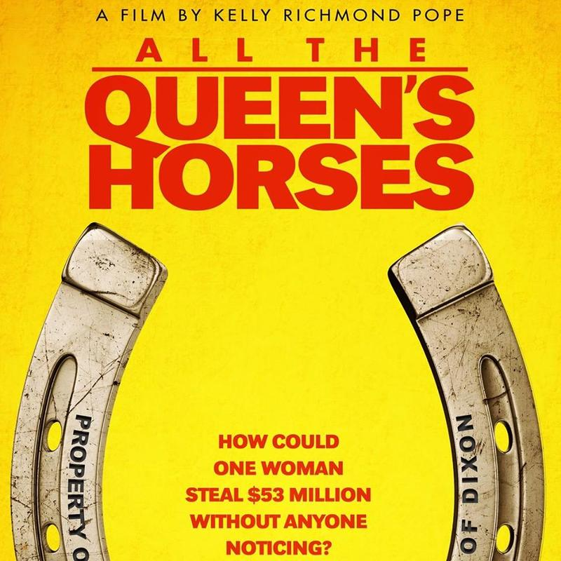 All the Queen's Horses begins a two week run at the Gene Siskel Film Center in Chicago on Nov. 10.