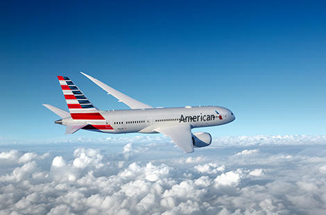 american airlines reducing flights between chicago and asia peoria