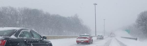 A view on I-74 in Peoria during the noon hour Wed, Feb 4, 2015.